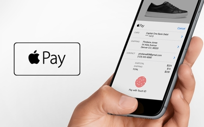 Apple Pay is coming to all Shopify stores this Fall!