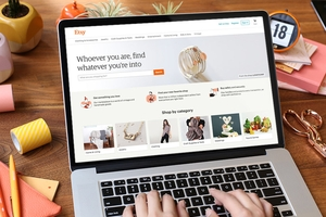 Use personalized links to avoid Etsy recommended items on your shop pages
