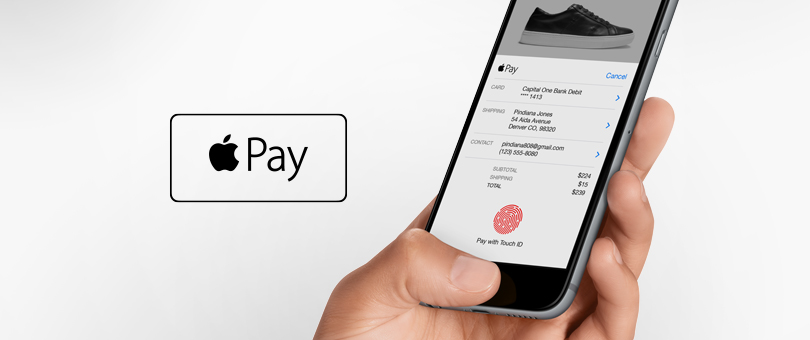 Apple Pay is coming to all Shopify stores this fall